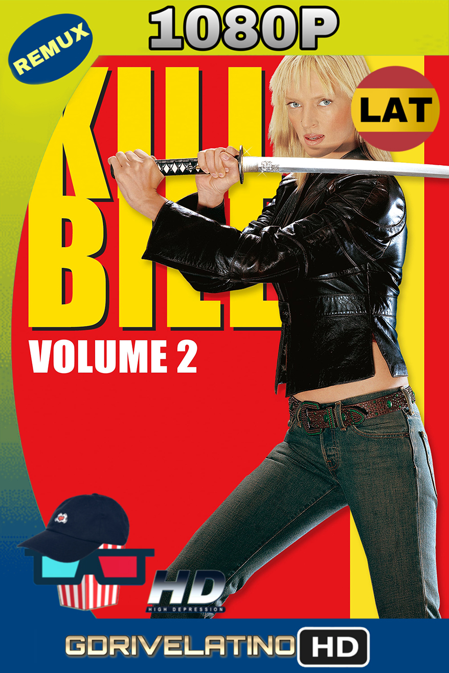 Kill Bill: Vol. 2 (2004) REMUX 1080p (Latino-Inglés) MKV