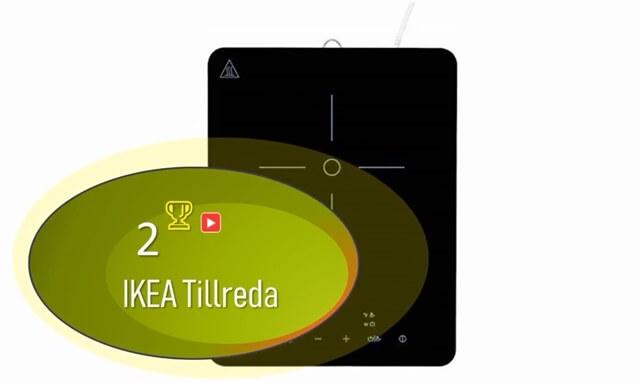 IKEA Tillreda Portable Induction Cooktop
