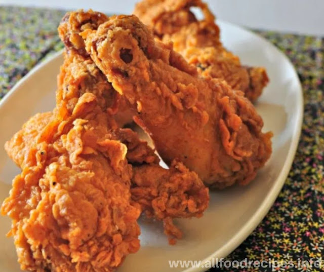 Recipes Extra Crispy Spicy Fried Chicken