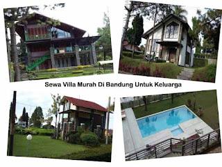 Sewa Villa Murah Di Bandung Untuk Keluarga