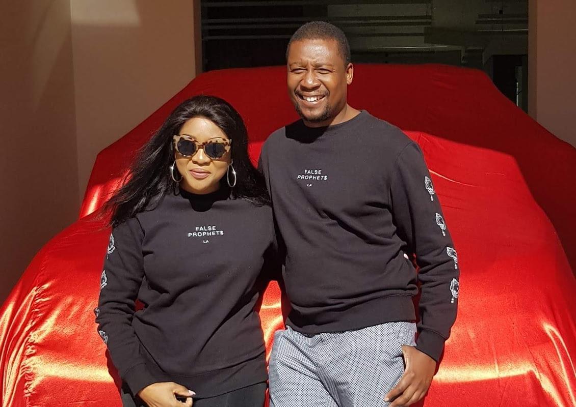 Businessman Upenyu Mashangwa and Former Wife, Blessing Muzvongi-Mashangwa