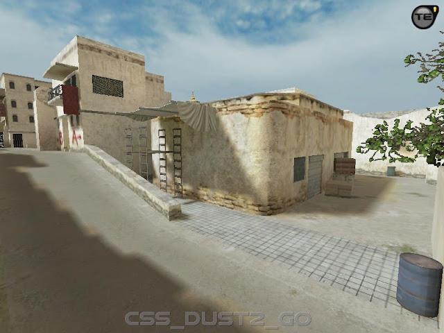 csgo dust for cs 1.6 cscz