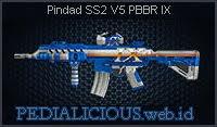 Pindad SS2 V5 PBBR IX