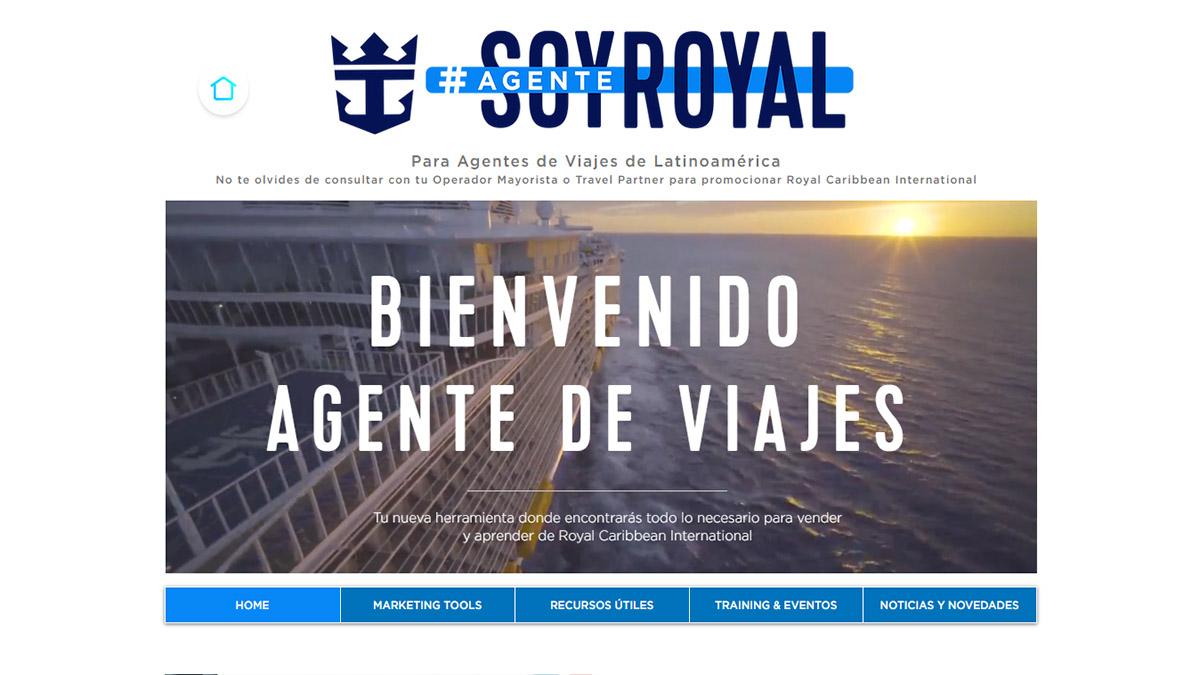ROYAL CARIBBEAN NUEVA PÁGINA AGENTES 01