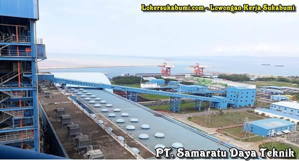 Lowongan Kerja PT. Samaratu Daya Teknik Pelabuhan ratu