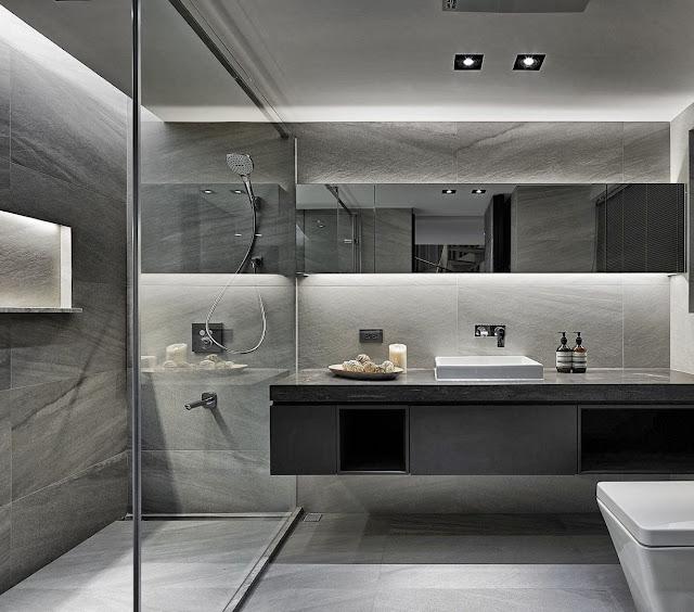 modern small bathroom ideas 2020