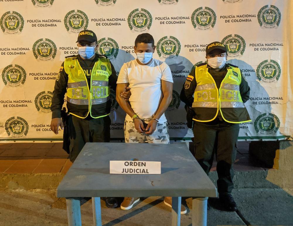 https://www.notasrosas.com/Por Concierto Para Delinquir Agravado, capturado hombre en Maicao