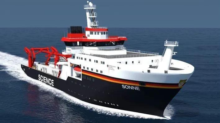Marinha autoriza que navio alemão realize pesquisas em águas brasileiras