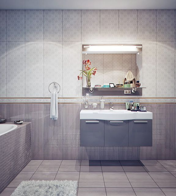 Johnson Bathroom Tiles Design