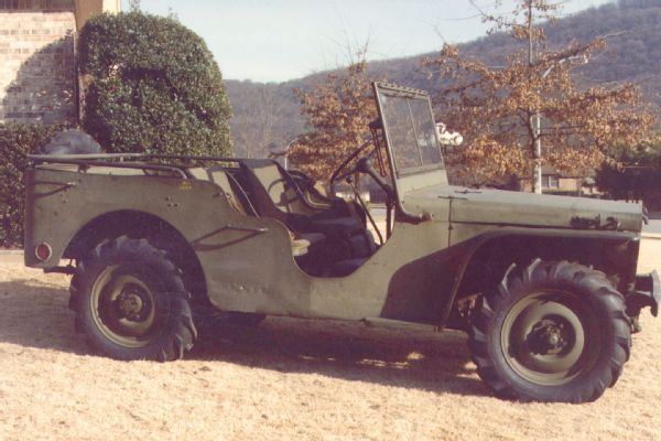 23 November 1940 worldwartwo.filminspector.com Ford Pygmy Jeep