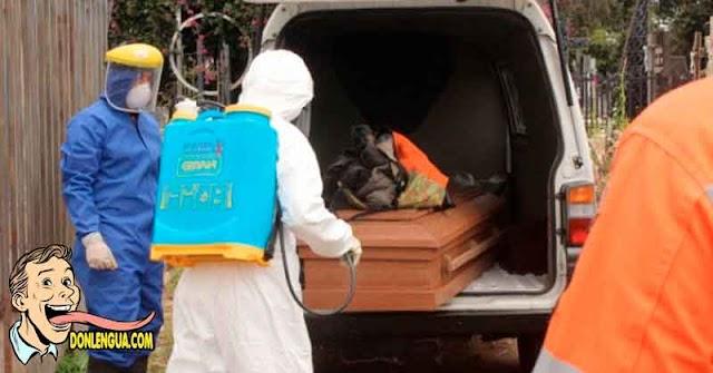 Una familia completa murió por el Virus Chino en el Táchira