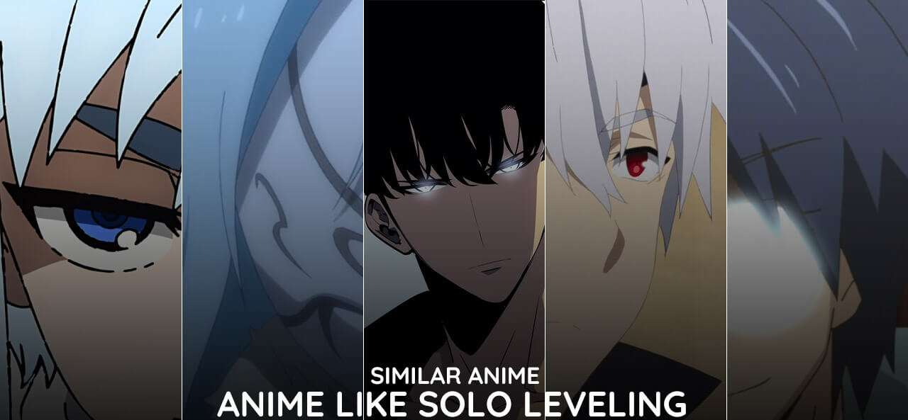 anime mirip solo leveling