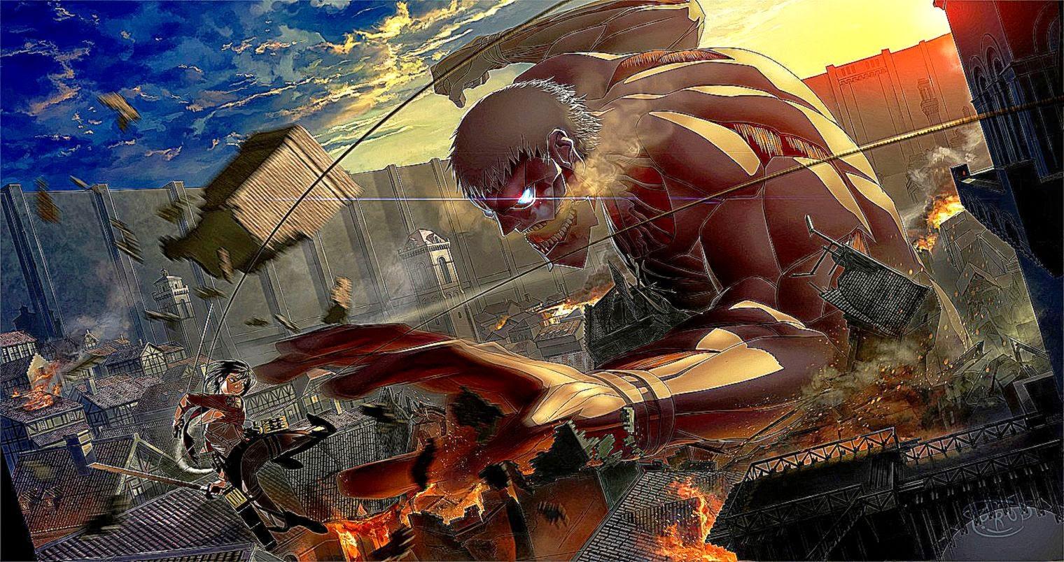 Attack On Titan Hd Wallpaper Best Wallpapers