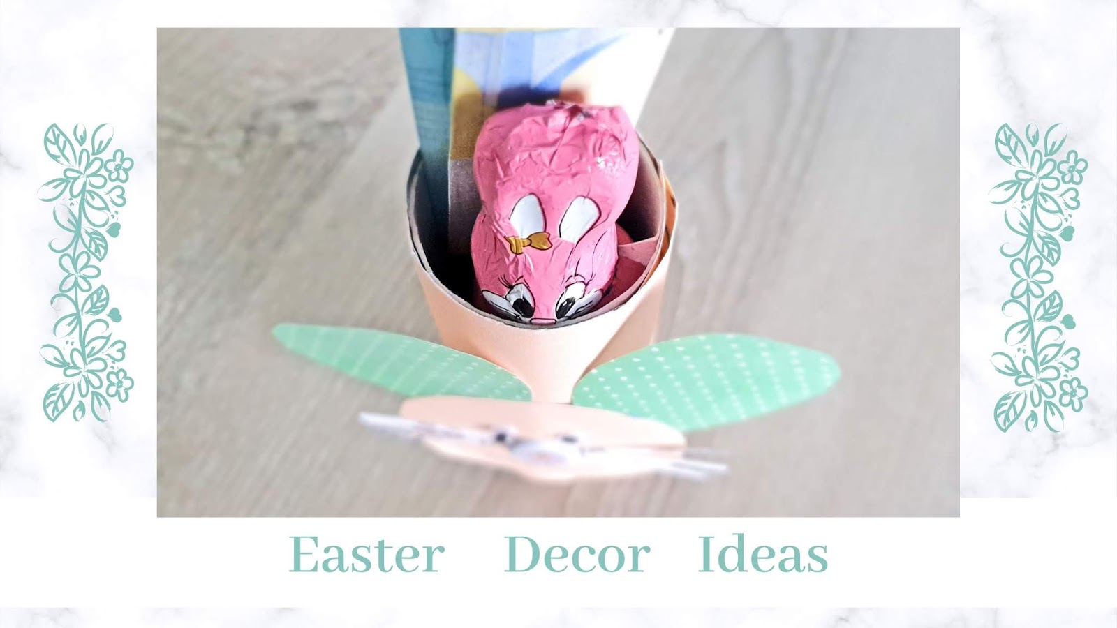 Easter Decor Ideas DIY