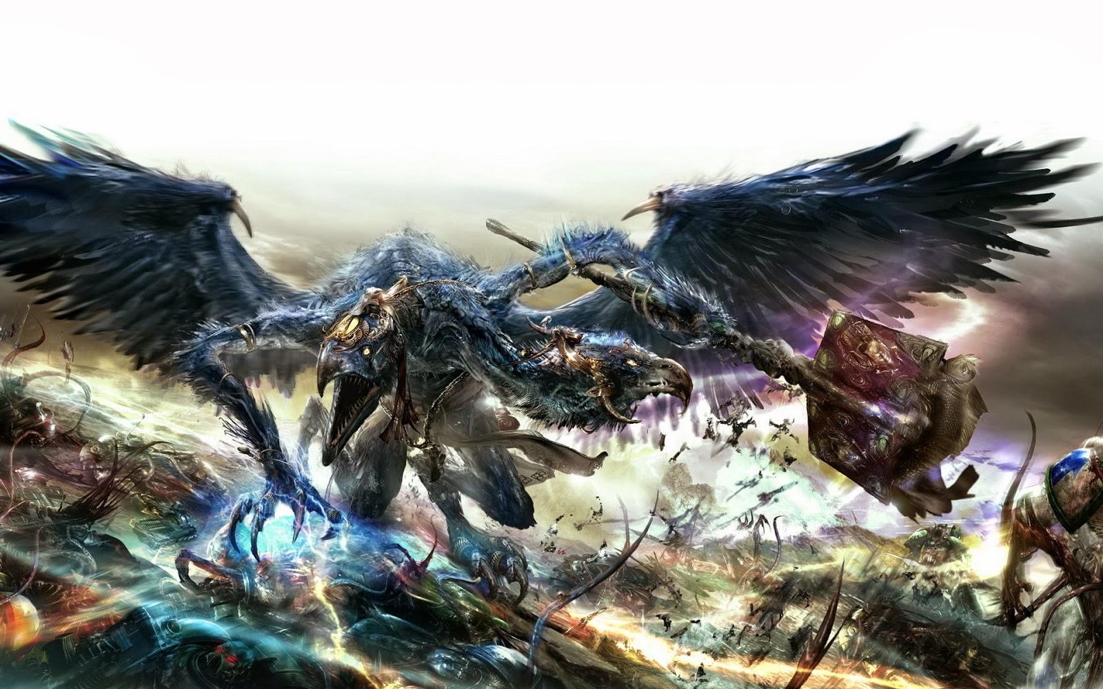 Chaos Codex Supplements: February Tzeentch - Faeit 212 ... Warhammer 40k Good Chaos Gods
