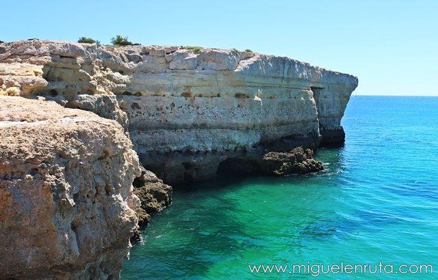 Acantilados-Algarve