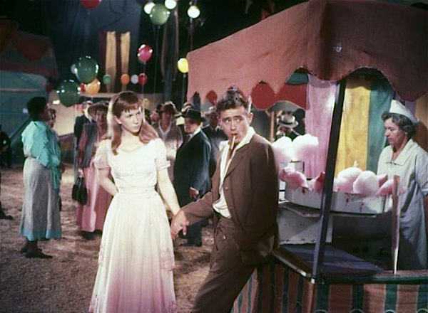 saturday matinee julie harris in east of eden. Black Bedroom Furniture Sets. Home Design Ideas