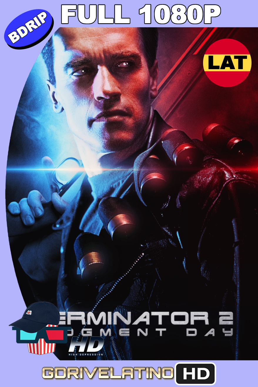 Terminator 2: El Juicio Final (1991) BDRip 1080p Latino-Ingles MKV