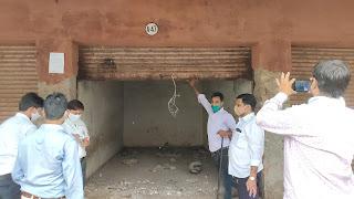 महापौर शील धाभाई ने जय मीनेष पार्क में वृक्षारोपण कर शुरू किया अभियान