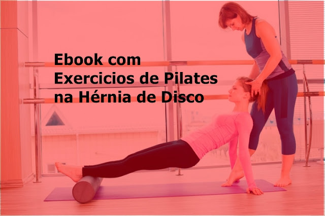 Tenha exercícios de Pilates para Hérnia de Disco