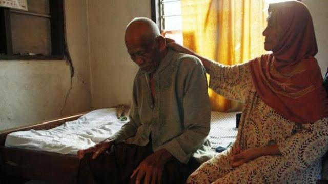 Nabung Selama 70 Tahun, Kakek Buruh Tani Berumur 95 Tahun Ini Akhirnya Bisa Berangkat Ke Baitullah