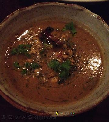 veg lentils soup diabetic trail park hyatt