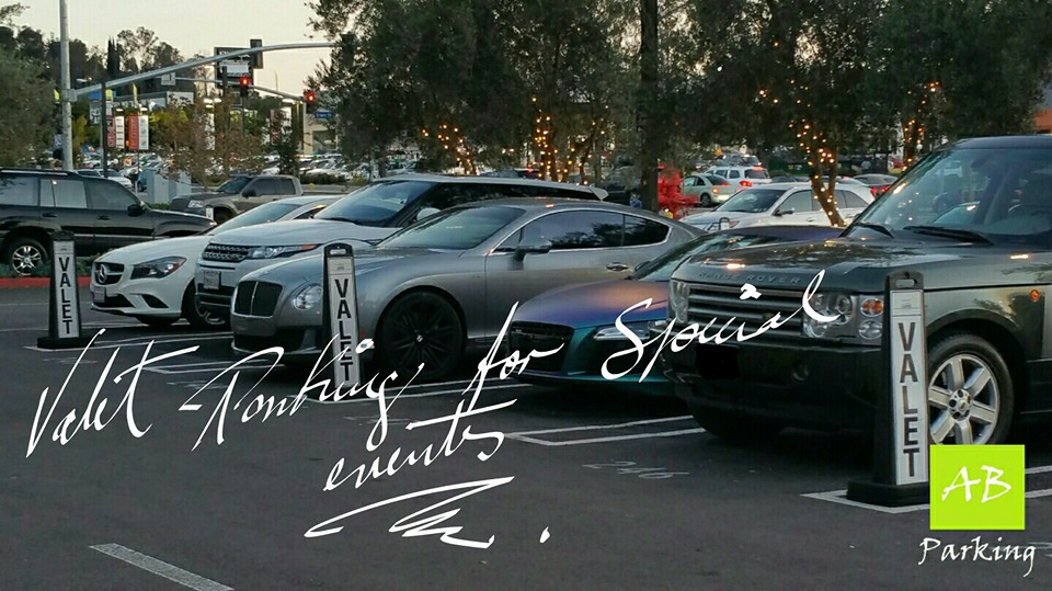 Valet Parking Services l Parking Managements Los Angeles