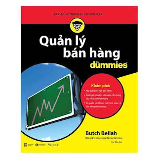 Quản Lý Bán Hàng For Dummies ebook PDF EPUB AWZ3 PRC MOBI