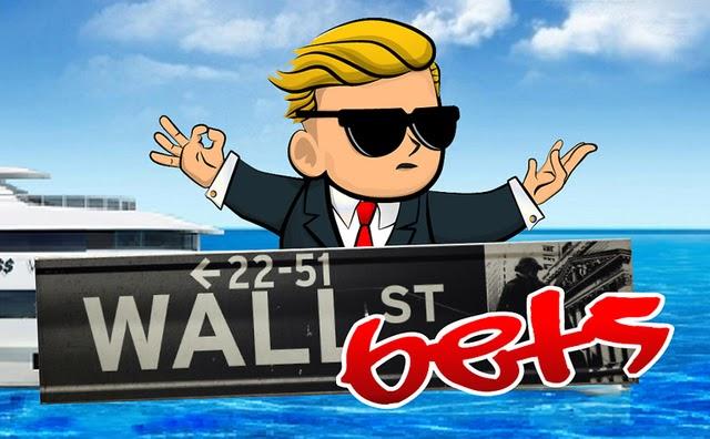 Wall Street Bets logo2