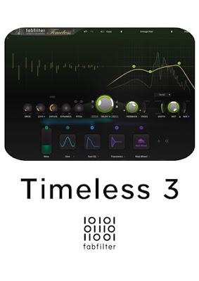 Cover Box do plugin FabFilter - Timeless 3
