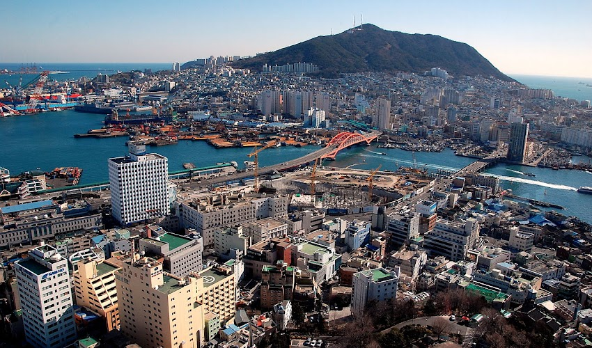 Discover Busan: Its Hot Springs, Seaside Beaches and More