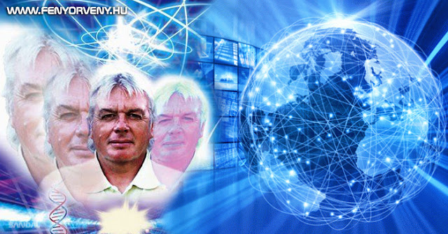 David Icke: A kozmikus internet