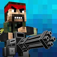 Pixel Fury: 3D multiplayer mod apk