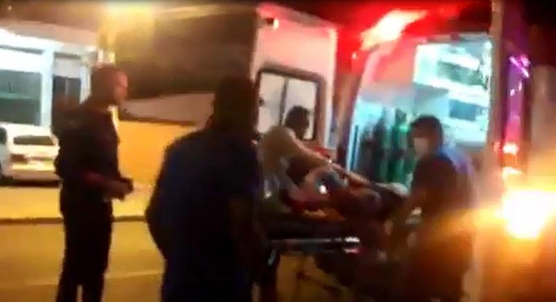 Mulher é assassinada na calçada da rodoviária de Petrolina (PE). Veja vídeo do socorro