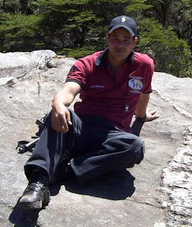 Geólogo Rafael Rodriguez