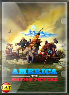 Estados Unidos: La Película (2021) DVDRIP LATINO