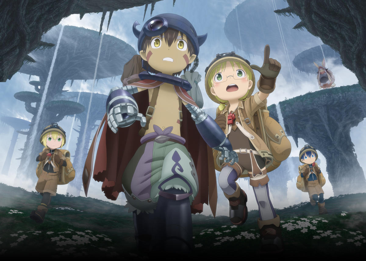 Gra wideo action RPG Made in Abyss: Binary Star Falling into Darkness
