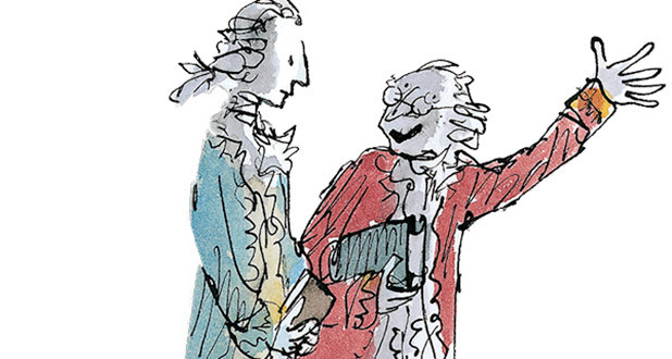 Cándido de Voltaire