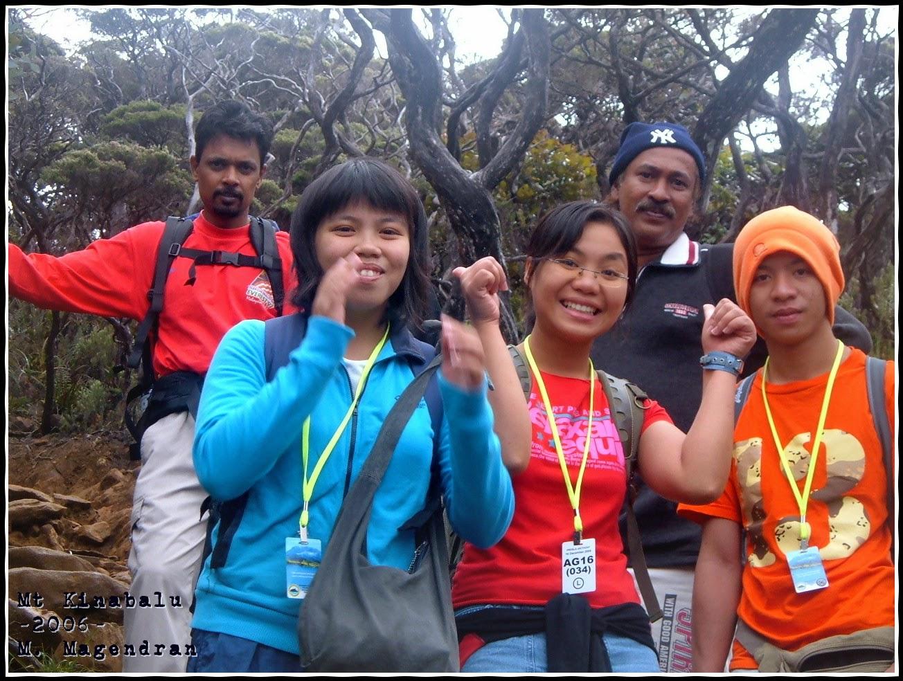 Kembara Gunung Kinabalu