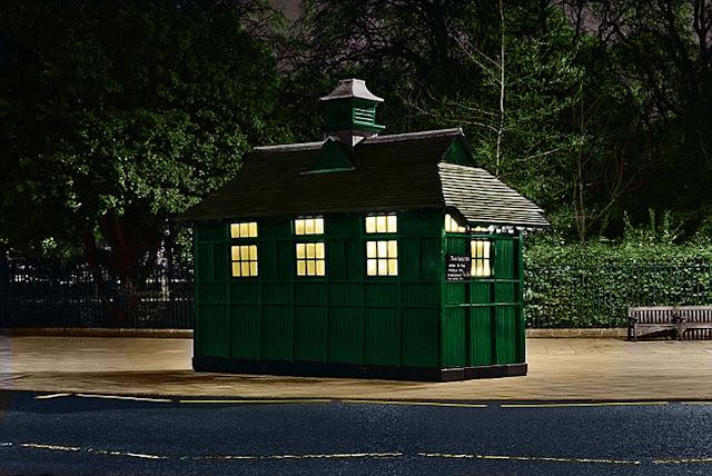 Cabmen's Shelter