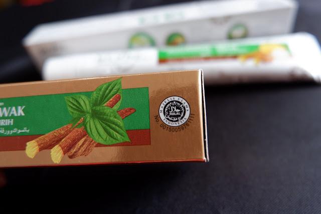 pasta gigi sasha lebih dari sekedar halal