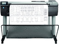 Driver HP DesignJet T830 Baixar Windows, Mac