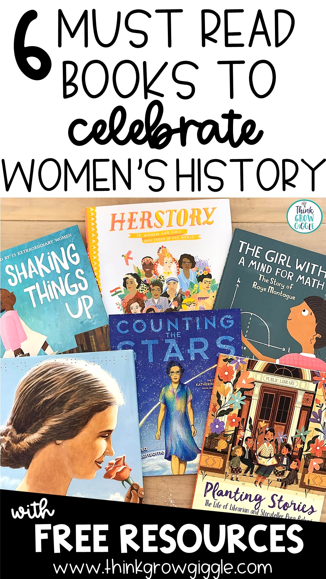 FREE womens history month activities for kids