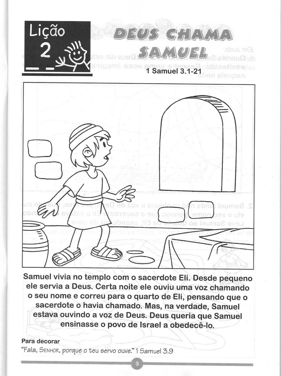 Ministerio Infantil Juniores Historias Biblicas Atividades
