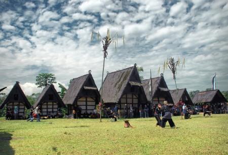 tempat outbound di Bogor Kampung Budaya