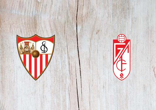 Sevilla vs Granada -Highlights 25 April 2021
