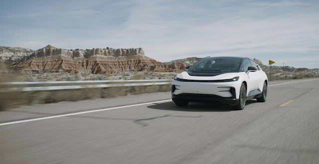 Velarray H800 lidar sensors will power EV FF 91 autonomous driving system