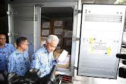 Pemprov Jateng Kirimkan 41.250 Masker ke Pekerja Migran Indonesia