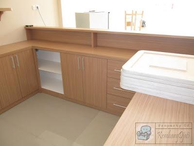 Desain Minibar Cafe Dan Sofa  + Furniture Semarang ( Etalase Display )
