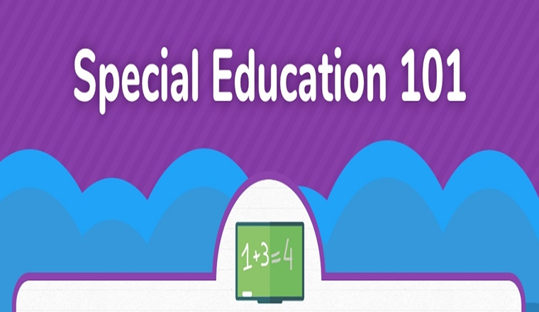 Susan Clarke - Special Education 101 #infographic